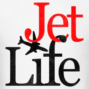 Jet Life Hoodies - Men's T-Shirt