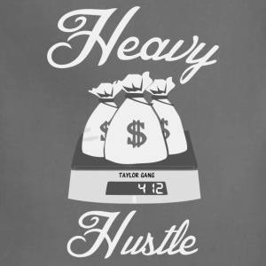 Heavy Hustle T-Shirts - Adjustable Apron