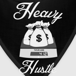Heavy Hustle T-Shirts - Bandana