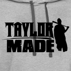 Taylor Made T-Shirts - Contrast Hoodie