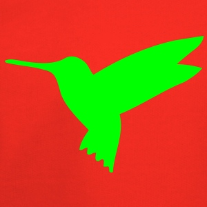 hummingbird flying T-Shirt - Kids' Premium Hoodie