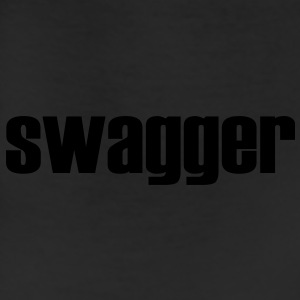 Black Swagger T-Shirt - Leggings