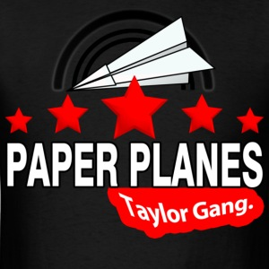 Paper Planes Hoodies - Men's T-Shirt