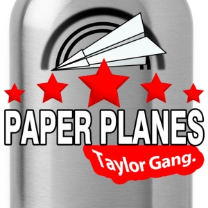 Paper Planes Hoodies - Water Bottle