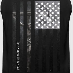 One Nation Under God - Men's Premium Tank