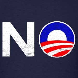 NObama - Men's T-Shirt