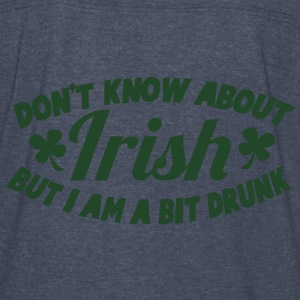 Don't know about IRISH - but I am a BIT DRUNK Hoodies - Vintage Sport T-Shirt