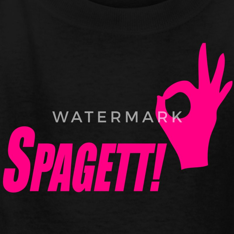 Spagett Tim and Eric Kids' Shirts - Kids' T-Shirt
