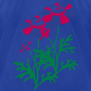 Spring Mix - Men's T-Shirt by American Apparel