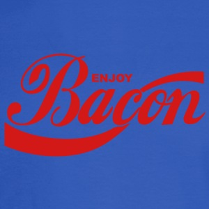 Bacon - Enjoy Tanks - Men's Long Sleeve T-Shirt
