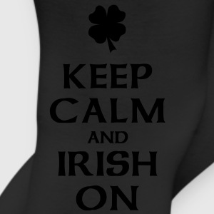 Keep Calm and Irish On T-Shirts - Leggings
