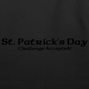 St. Patrick's Challenge Accepted T-Shirts - Eco-Friendly Cotton Tote
