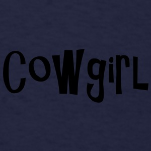 Cowgirl - Men's T-Shirt