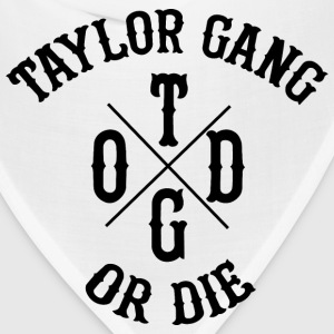 Taylor Gang Or Die Men's Tee - Bandana