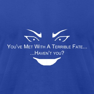 Terrible Fate Hoodies - Men's T-Shirt by American Apparel