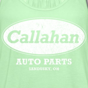 Vintage Callahan Auto Parts Tee - Women's Flowy Tank Top by Bella