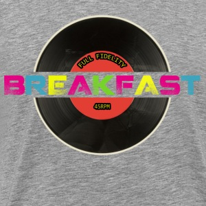 breakfast - Men's Premium T-Shirt