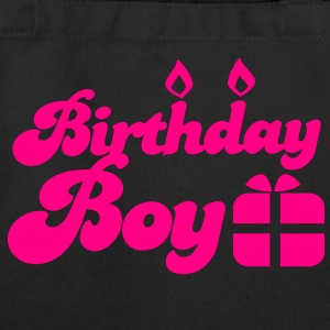 Birthday boy new with present T-Shirts - Eco-Friendly Cotton Tote