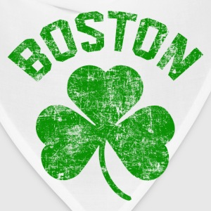 Boston Green T-Shirts - Bandana