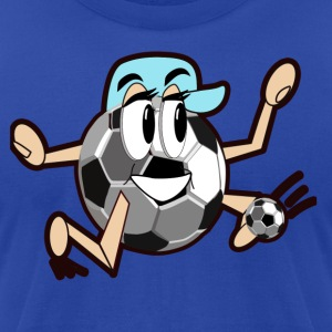 Soccer - Men's T-Shirt by American Apparel