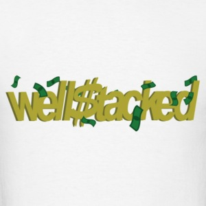 Well $tacked Hoodies - Men's T-Shirt