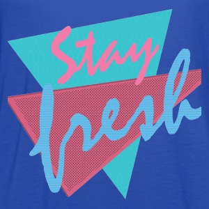 Stay Fresh Tee - Women's Flowy Tank Top by Bella