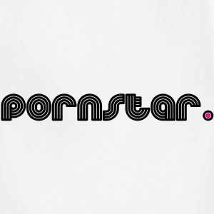 Pornstar T-Shirts - Adjustable Apron