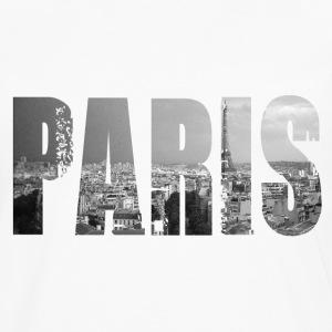 City Limits: Paris - Men's Premium Long Sleeve T-Shirt