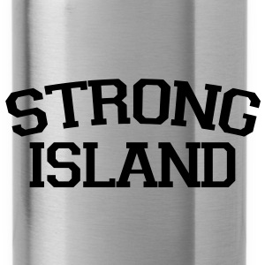 Strong Island Caps - Water Bottle