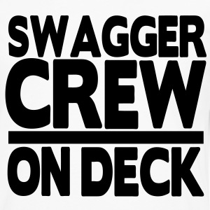SWAGGER CREW ON DECK - Men's Premium Long Sleeve T-Shirt