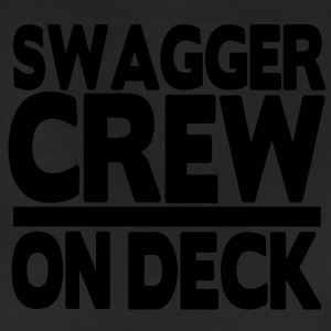 SWAGGER CREW ON DECK T-Shirts - Leggings