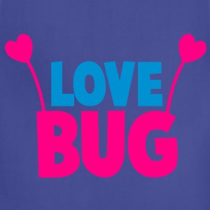 love bug cute with heart shaped antennae T-Shirts - Adjustable Apron