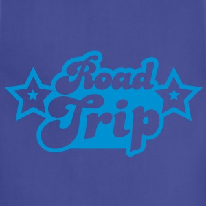 funky cool road trip design with stars T-Shirts - Adjustable Apron
