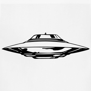 UFO VECTOR T-Shirts - Adjustable Apron