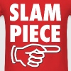 Slam Piece Party Design T-Shirts - Men's T-Shirt