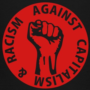 1 color - against capitalism & racism Working Clas Bags  - Toddler Premium T-Shirt
