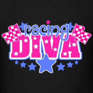 Racing Diva - Men's T-Shirt