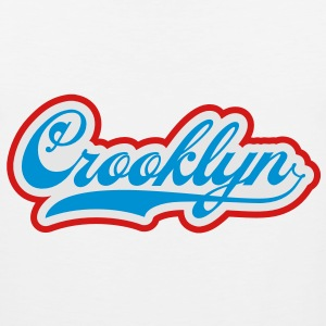 Crooklyn Women's T-Shirts - Men's Premium Tank