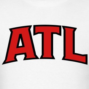 ATL Hoodies - Men's T-Shirt