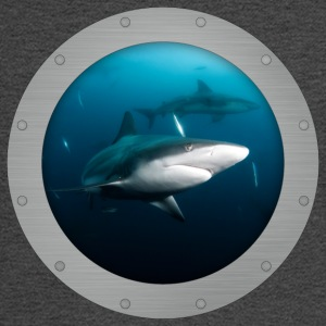 under water T-Shirts - Men's Long Sleeve T-Shirt