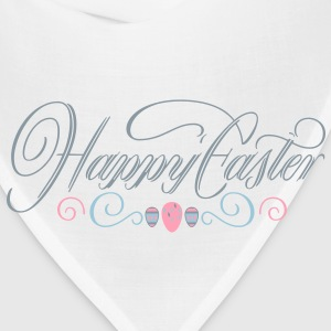 Women's Happy Easter Shirt - Bandana