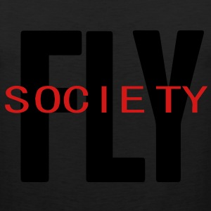 FLY SOCIETY Hoodies - Men's Premium Tank