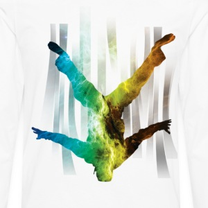 Break Dancer - Men's Premium Long Sleeve T-Shirt