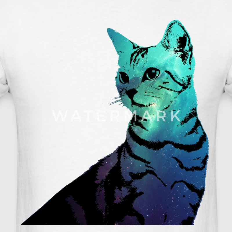 Cat - Men's T-Shirt