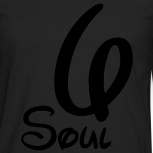 Soul Mate Hoodies - Men's Premium Long Sleeve T-Shirt