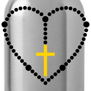 Rosary with Cross Hoodies - Water Bottle