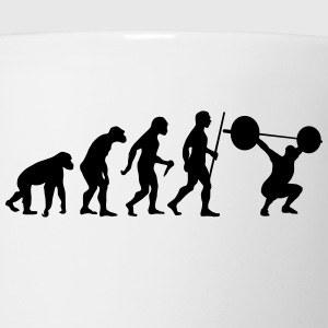Evolution - Snatch Long Sleeve Shirts - Coffee/Tea Mug