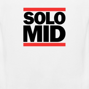 League of Legends Solo Mid Shirt - Men's Premium Tank