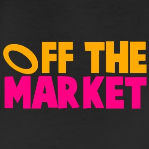 OFF THE MARKET wedding present for the BRIDE or GROOM Women's T-Shirts - Leggings