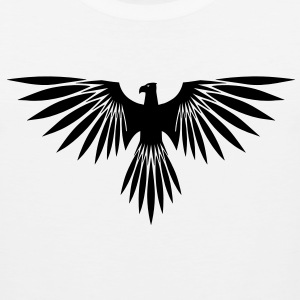 Bird of Prey HD VECTOR T-Shirts - Men's Premium Tank
